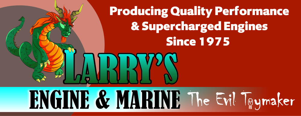 High Performance & Supercharged Engines by Larry's Engine